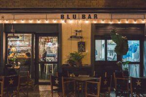 blu bar poble nou