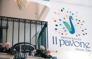 Restaurante Pavone Ibiza